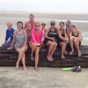 the ladies of Little Tybee Conquest 2013