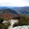 Linville Gorge view