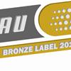 Bronze IAU Logo