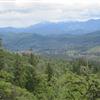 View from Jackass Ridge