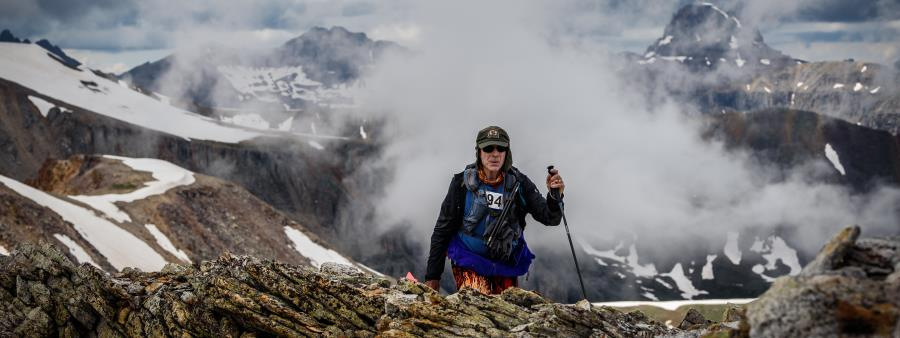 ouray 100 and 50 mile endurance run - july 26