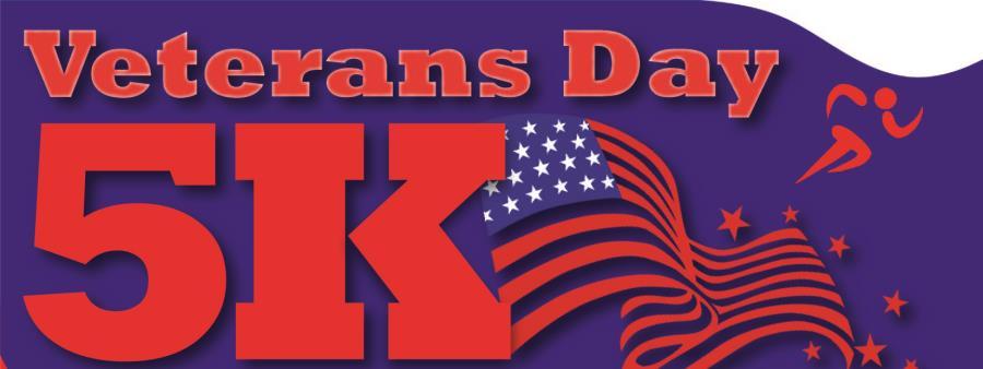 Veterans Day 5K | Lemoore, California | 5K
