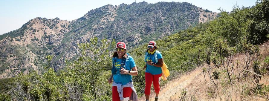 Mount Diablo Trail Run July 4 2020
