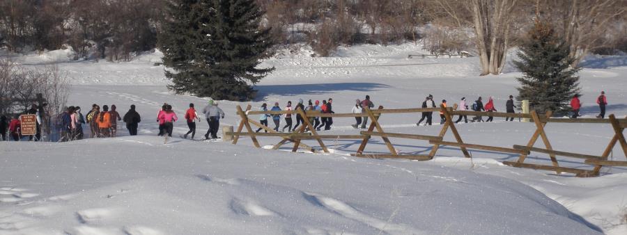 Bigfoot Snowshoe Festival
