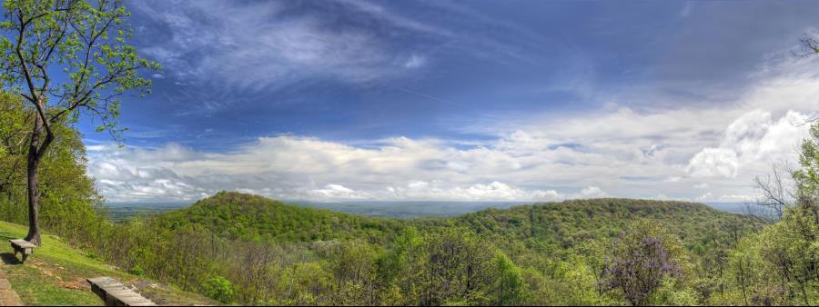 Jackalope 4 Mile & 8 Mile @ Monte Sano State Park