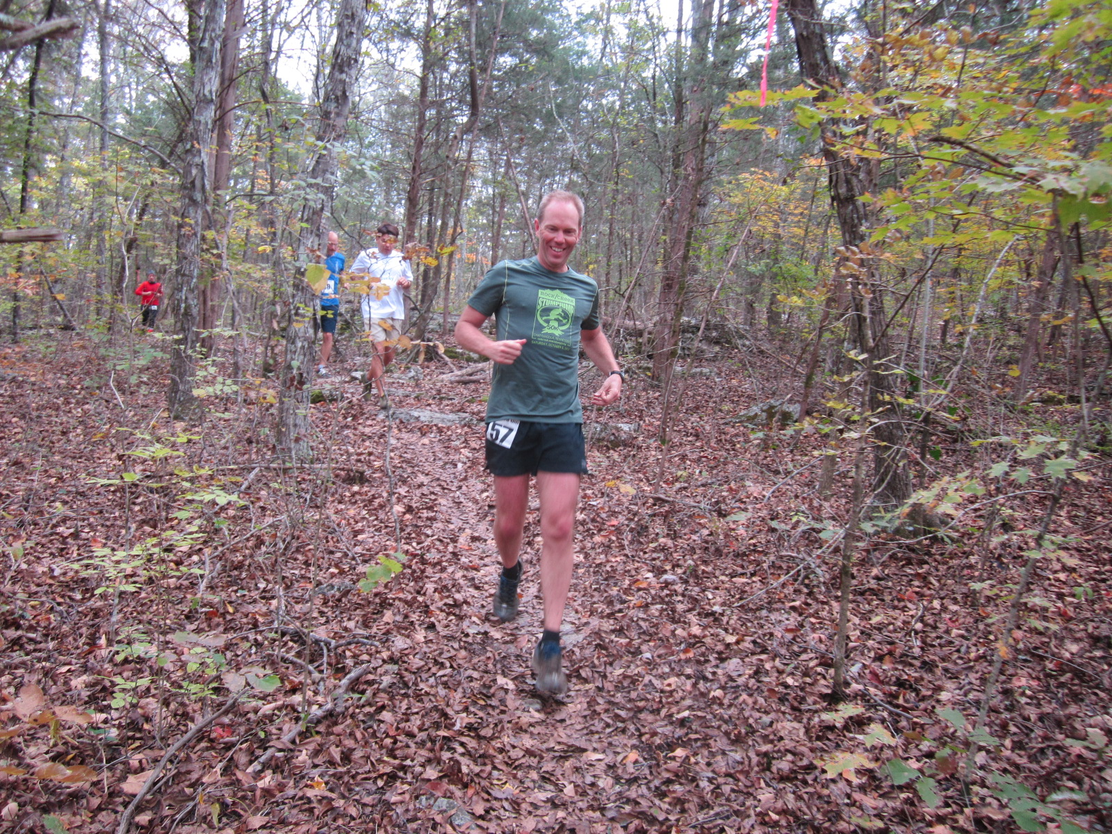 Big Backyard Ultra : Big Backyard Ultra  October 15, 2016