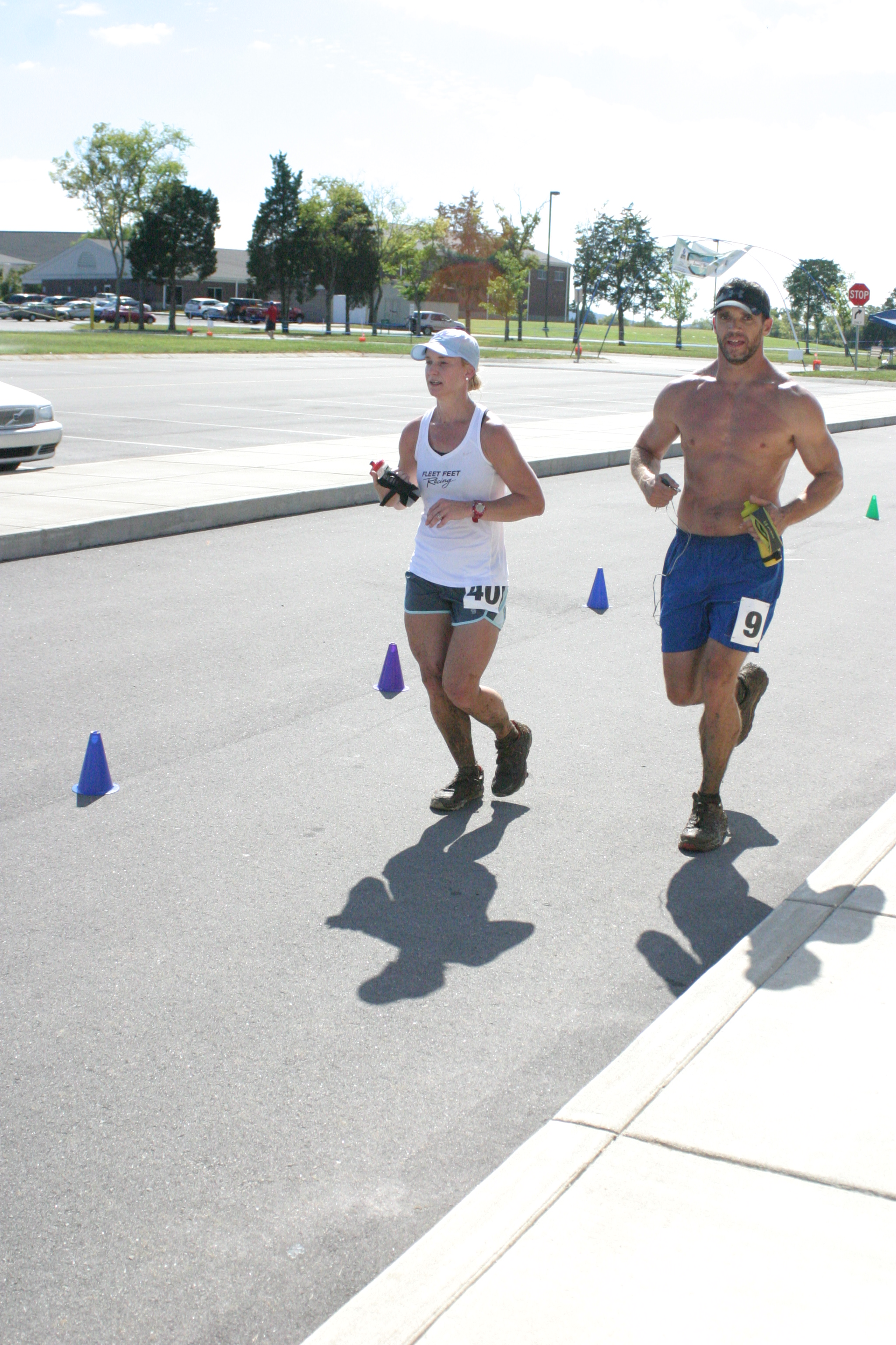 how to become an endurance runner