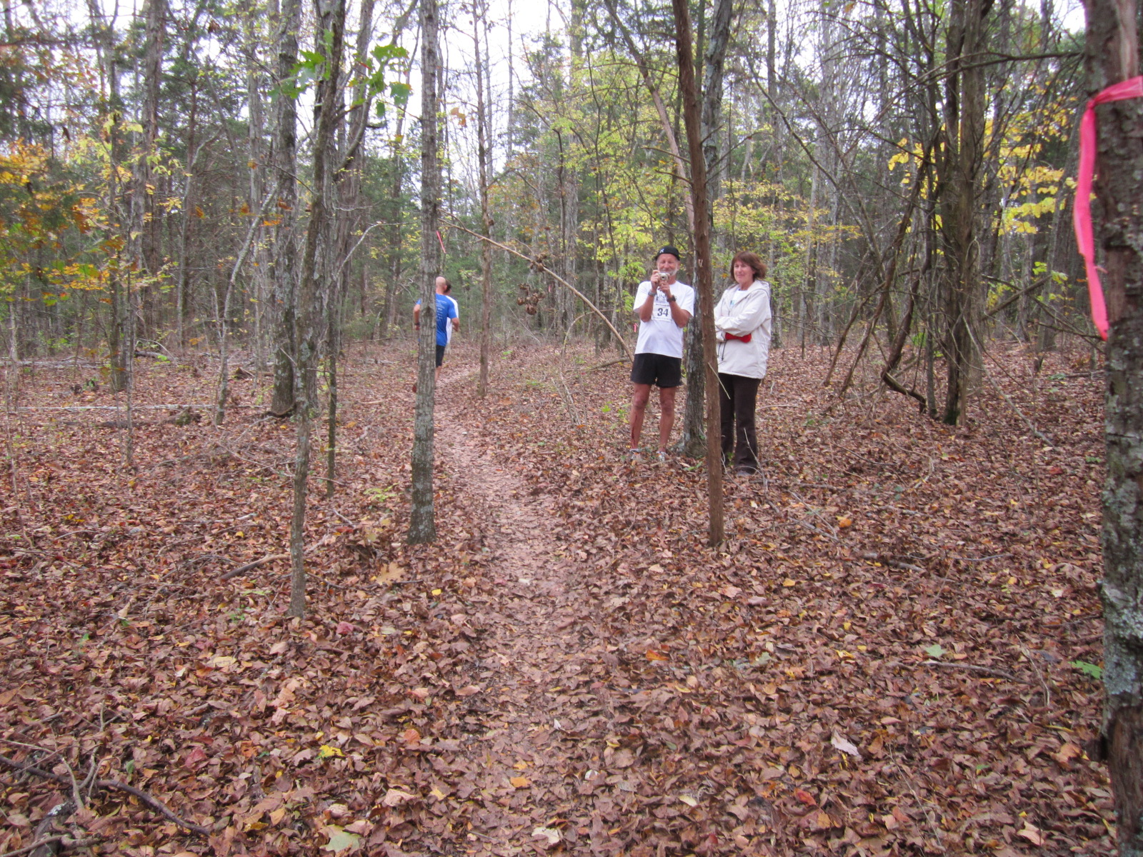 Big Backyard Ultra : Big Backyard Ultra  October 18, 2014