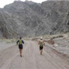 Running Titus Canyon