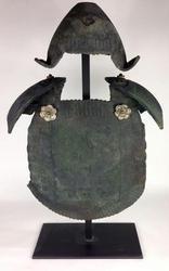 Japanese Samurai Suit Of Armor Sculpture