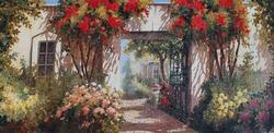 Beautiful Mario Champi Lunimosidad Original Oil