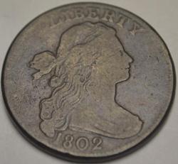 1802 Large Fraction Large Cent