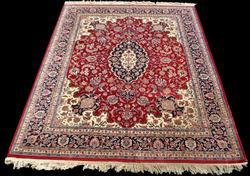Fascinating Fine Quality Tabriz Design Rug
