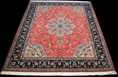 Fine Quality Hand Woven Persian Tabriz