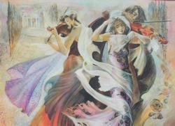Lena Sotskova Lavender Mist