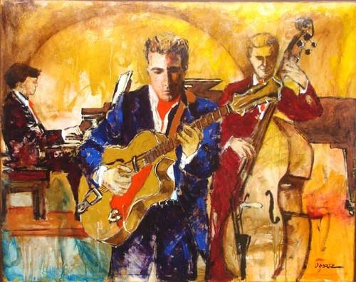 Original Filho Joarez on Canvas