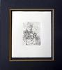 COLLECTABLE SALVADOR DALI ORIGINAL ETCHING FROM 1965