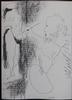1964 VERY RARE PABLO PICASSO VINTAGE LITHOGRAPH