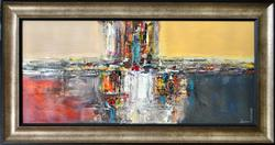 Abstract Art With Frame
