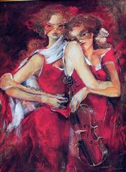 Amazing Detail Lena Sotskova Giclee