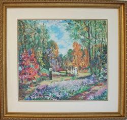 Fantastic Dimitri Polak Forest Promenade