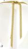 Tiffany & Co 18kt Bib Mesh Necklace