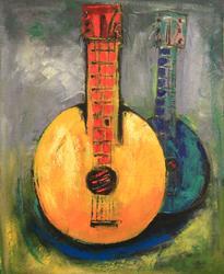 AMAZING ARTISTIC ORIGINAL BY ARCADIO BOYER