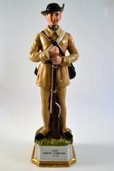 MID 1900'S PORCELAIN 3RD NC OFFICER BY ARNART 5TH AVE