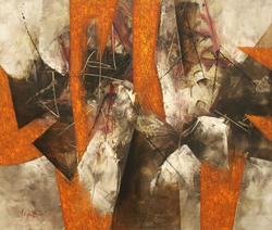 BEAUTIFUL ABSTRACT COLOR PALETTE BY LOPEZ