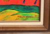 BRILLIANT VINTAGE OIL BY MANOR SHADIAN CIRCA 1981