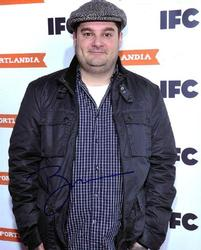 BOBBY MOYNIHAN AUTOGRAPHED SIGNED SNL PHOTO