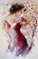 Gary Benfield Flora Canvas
