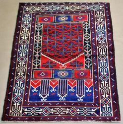 EXCELLENT DESIGN SYMMETRICAL PERSIAN BALOOCH