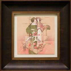 SPECIAL EDITION LITHO BY SURREALIST JOSEP BAQUES