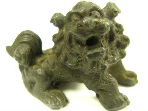 Thai Lion Statue 110
