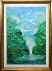 Simply Spectacular Kamran Khavarani AP Color Giclee