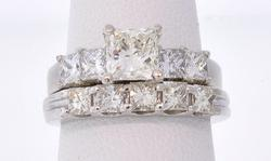 Diamond Bridal Set that Retails for $28,000!
