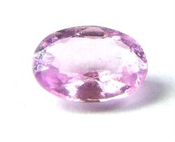 Exceptional High Quality Pink Sapphire Oval Gemstone