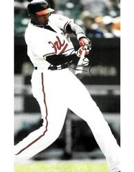 Adam Jones Autographed Atlanta Braves 11x14 Photo