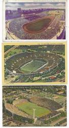 5 - 1930'S + FOOTBALL STADIUM POSTCARDS