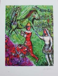 Amazing Highly Collectible Marc Chagall