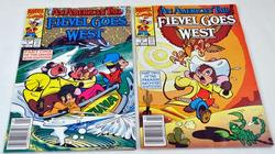 Collectible FIEVEL GOES  West Comic Books