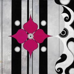 SPECTACULAR ABSTRACT ART BY ALEXANDRA SUAREZ