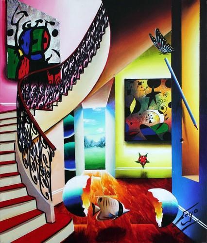 Ferjo Outstanding Original Acrylic