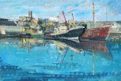 Wonderful Alex Zwarenstein Penzance Harbor