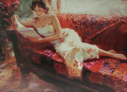 Quite Spectacular Vladimir Volegov Hand Embellished
