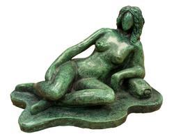 Contemporary Master Haim Levy Original Bronze