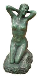 HAIM LEVY ORIGINAL BRONZE, 1 OF 6