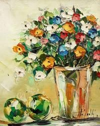 Hai Odelia Original Artwork on Canvas