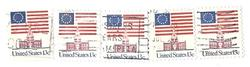 OLD INDEPENDENCE HALL STAMP COLLECTION